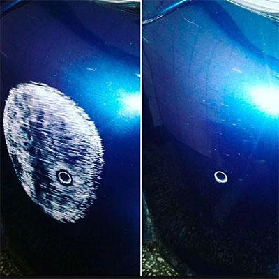 Профессиональная полировка отдельных деталей авто в Новороссийске